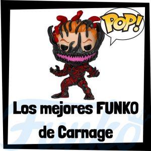 Los mejores FUNKO POP de Carnage de villanos de Marvel - Funko POP de villanos de los Vengadores - Funko POP de enemigos de Marvel