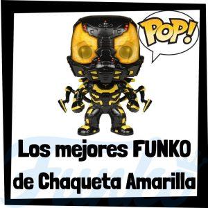 Los mejores FUNKO POP de Chaqueta Amarilla de villanos de Marvel - Funko POP de villanos de los Vengadores - Funko POP