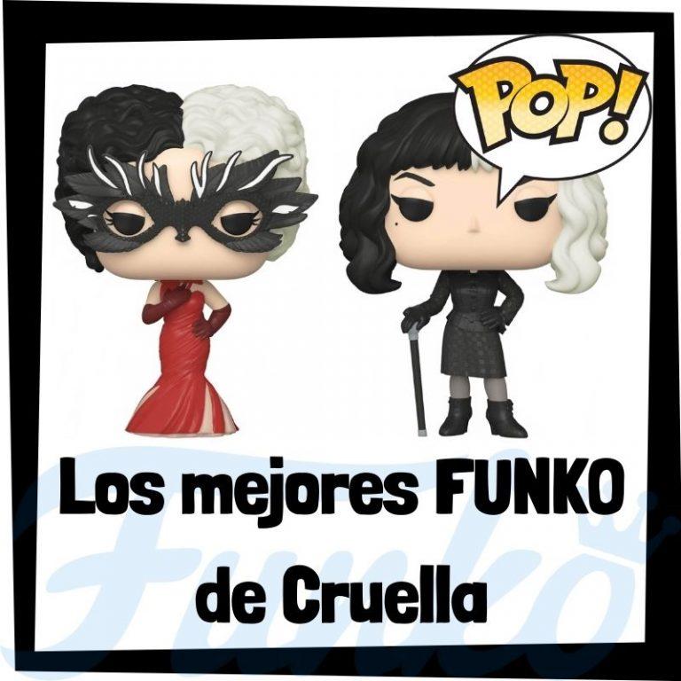 Lee más sobre el artículo Los mejores FUNKO POP de Cruella