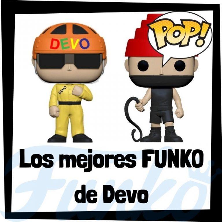 Lee más sobre el artículo Los mejores FUNKO POP de Devo