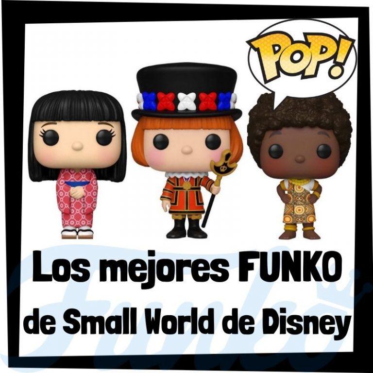 Lee más sobre el artículo Los mejores FUNKO POP de Disney Small World