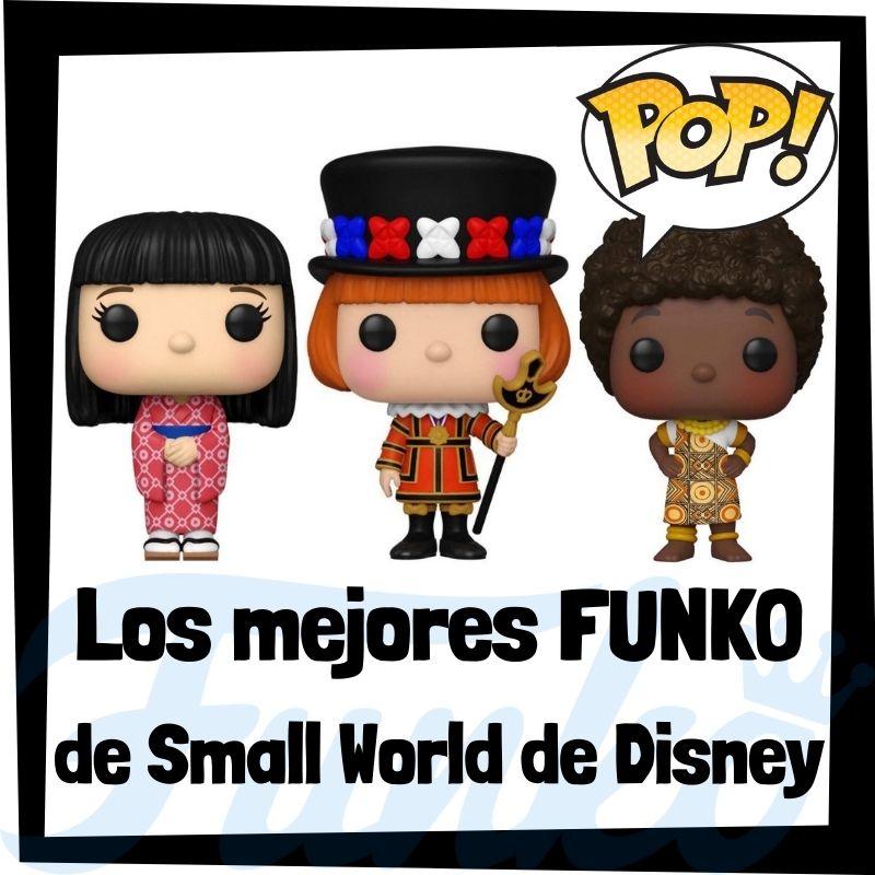 Los mejores FUNKO POP de Disney Small World