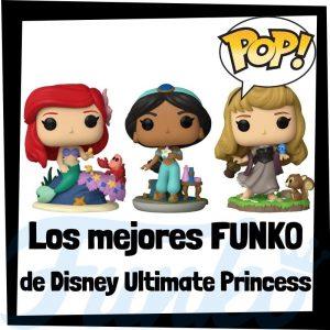 Los mejores FUNKO POP de Disney Ultimate Princess