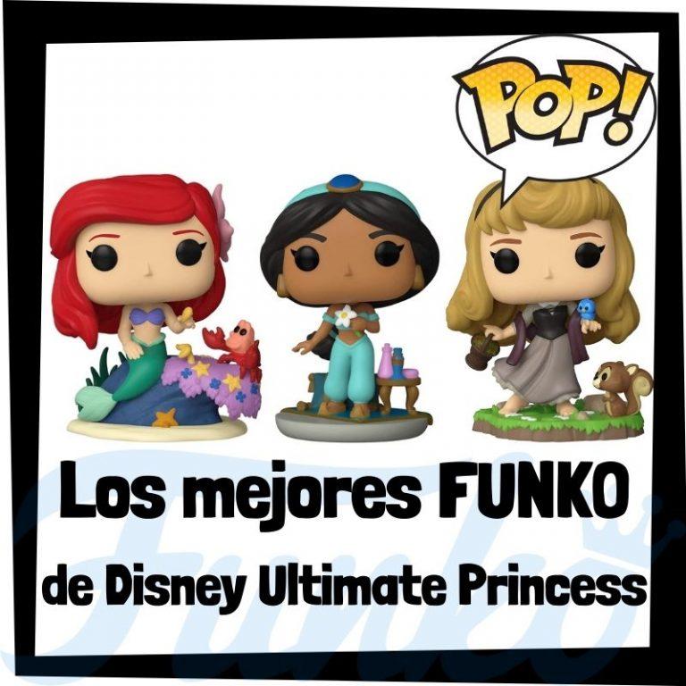 Lee más sobre el artículo Los mejores FUNKO POP de Disney Ultimate Princess