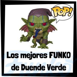 Los mejores FUNKO POP de Duende Verde de villanos de Marvel - Funko POP de villanos de los Vengadores - Funko POP
