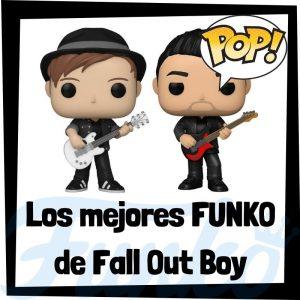 Los mejores FUNKO POP de Fall Out Boy