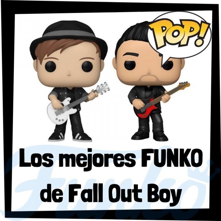 Lee más sobre el artículo Los mejores FUNKO POP de Fall Out Boy