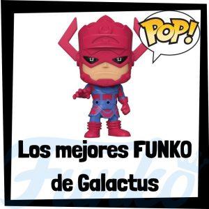 Los mejores FUNKO POP de Galactus de villanos de Marvel - Funko POP de villanos de los Vengadores - Funko POP de enemigos de Marvel