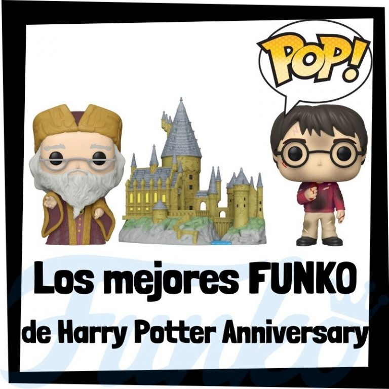 Lee más sobre el artículo Los mejores FUNKO POP de Harry Potter Anniversary