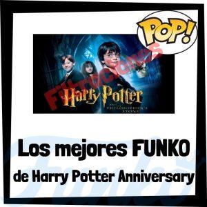 Filtraciones de FUNKO POP de Harry Potter Anniversary