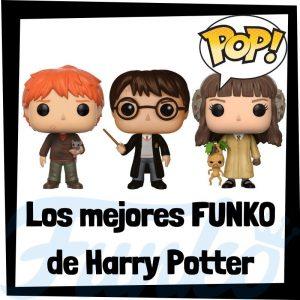 Los mejores FUNKO POP de Harry Potter - Funko POP del universo de Harry Potter - Funko POP Harry Potter