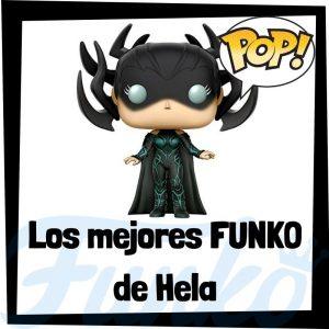Los mejores FUNKO POP de Hela de villanos de Marvel - Funko POP de villanos de los Vengadores - Funko POP de enemigos de Marvel