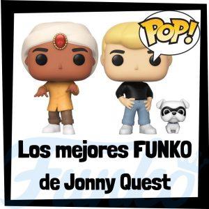 Los mejores FUNKO POP de Jonny Quest
