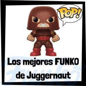 Los mejores FUNKO POP de Juggernaut de villanos de Marvel - Funko POP de villanos de los Vengadores