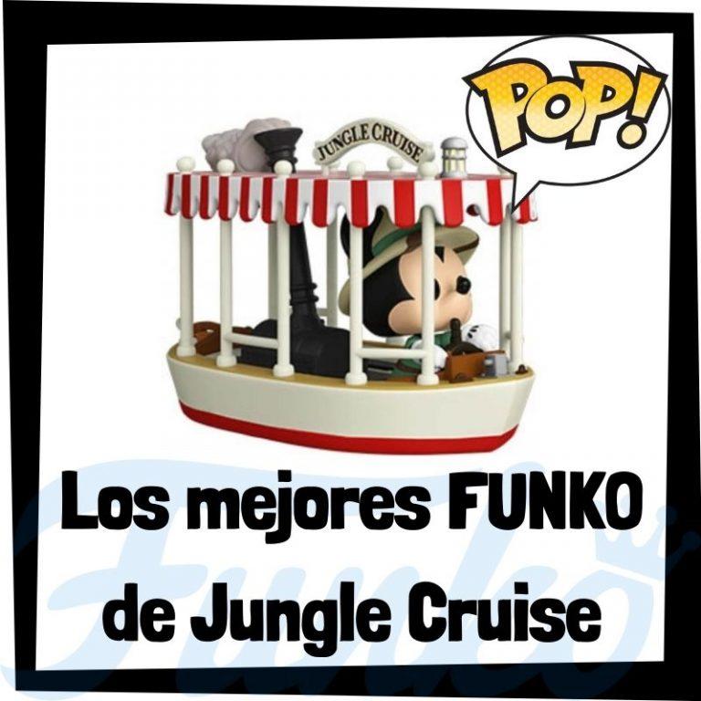 Lee más sobre el artículo Los mejores FUNKO POP de Jungle Cruise