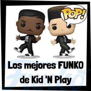 Los mejores FUNKO POP de Kid 'N Play