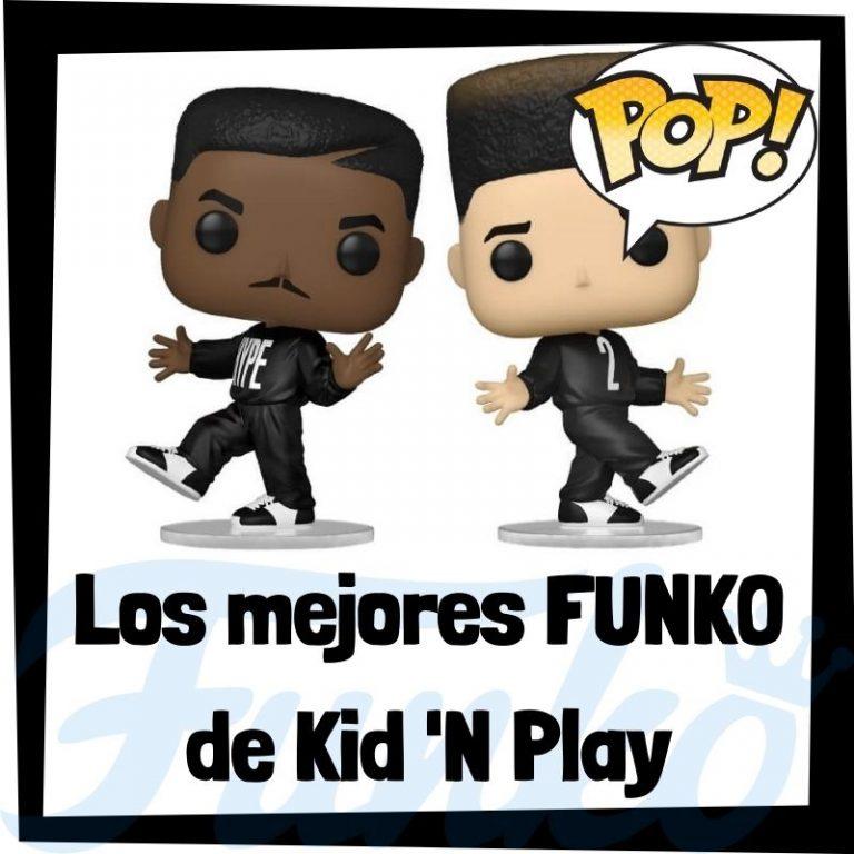 Lee más sobre el artículo Los mejores FUNKO POP de Kid 'N Play