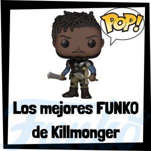 Los mejores FUNKO POP de Killmonger de villanos de Marvel - Funko POP de villanos de los Vengadores - Funko POP de enemigos de Marvel