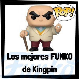 Los mejores FUNKO POP de Kingpin de villanos de Marvel - Funko POP de villanos de los Vengadores - Funko POP