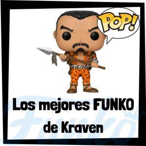 Los mejores FUNKO POP de Kraven de villanos de Marvel - Funko POP de villanos de los Vengadores - Funko POP