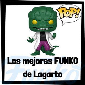 Los mejores FUNKO POP de Lagarto de villanos de Marvel - Funko POP de villanos de los Vengadores - Funko POP