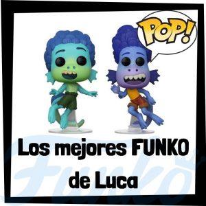 Los mejores FUNKO POP de Luca de Disney - Los mejores FUNKO POP de Luca de Disney Pixar
