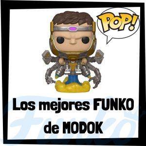 Los mejores FUNKO POP de MODOK de villanos de Marvel - Funko POP de villanos de los Vengadores - Funko POP de enemigos de Marvel