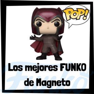 Los mejores FUNKO POP de Magneto de villanos de Marvel - Funko POP de villanos de los Vengadores - Funko POP de enemigos de Marvel