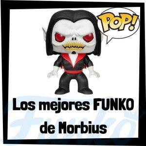 Los mejores FUNKO POP de Morbius de villanos de Marvel - Funko POP de villanos de los Vengadores - Funko POP