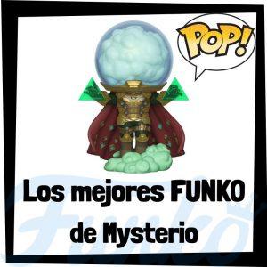 Los mejores FUNKO POP de Mysterio de villanos de Marvel - Funko POP de villanos de los Vengadores - Funko POP