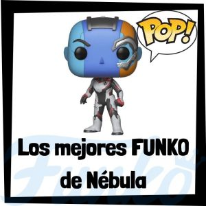 Los mejores FUNKO POP de Nébula de villanos de Marvel - Funko POP de villanos de los Vengadores - Funko POP de enemigos de Marvel