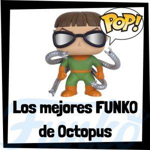Los mejores FUNKO POP de Octopus de villanos de Marvel - Funko POP de villanos de los Vengadores - Funko POP