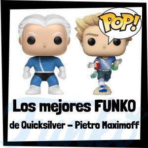 Los mejores FUNKO POP de Quicksilver - Pietro Maximoff - Funko POP de los X-Men - Funko POP de los Vengadores - Funko POP de personajes de Marvel