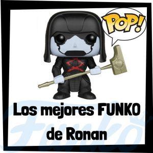 Los mejores FUNKO POP de Ronan de villanos de Marvel - Funko POP de villanos de los Vengadores - Funko POP de enemigos de Marvel
