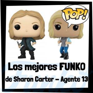 Los mejores FUNKO POP de Sharon Carter de Agente 13 - Funko POP de los Vengadores - Funko POP de personajes de Marvel