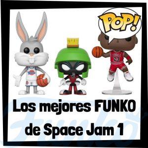 Los mejores FUNKO POP de Space Jam 1 - Funko POP de Space Jam