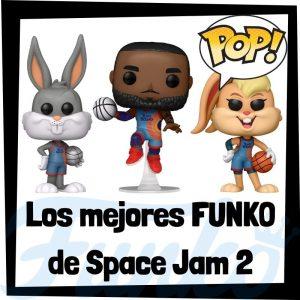 Los mejores FUNKO POP de Space Jam 2 A New Legacy - Los mejores FUNKO POP de personajes de Space Jam 2 A New Legacy - Un nuevo legado - FUNKO POP de los Looney Tunes