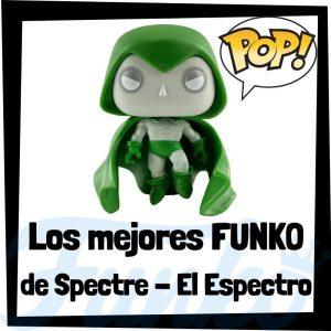 Los mejores FUNKO POP de Spectre - El Espectro - Funko POP de la Liga de la Justicia - Funko POP de personajes de DC