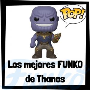 Los mejores FUNKO POP de Thanos de villanos de Marvel - Funko POP de villanos de los Vengadores - Funko POP de enemigos de Marvel
