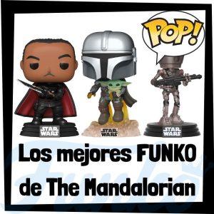 Los mejores FUNKO POP de The Mandalorian - Funko POP de The Mandalorian