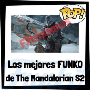 Los mejores FUNKO POP de The Mandalorian Season 2 de Star Wars - Los mejores FUNKO POP de personajes de The Mandalorian Temporada 2 de Star Wars - Filtraciones FUNKO POP