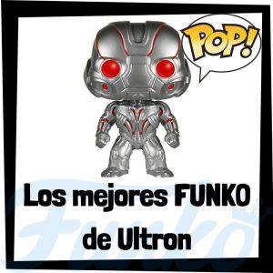 Los mejores FUNKO POP de Ultron de villanos de Marvel - Funko POP de villanos de los Vengadores - Funko POP de enemigos de Marvel