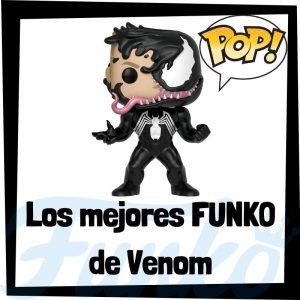 Los mejores FUNKO POP de Venom de villanos de Marvel - Funko POP de villanos de los Vengadores - Funko POP de enemigos de Marvel
