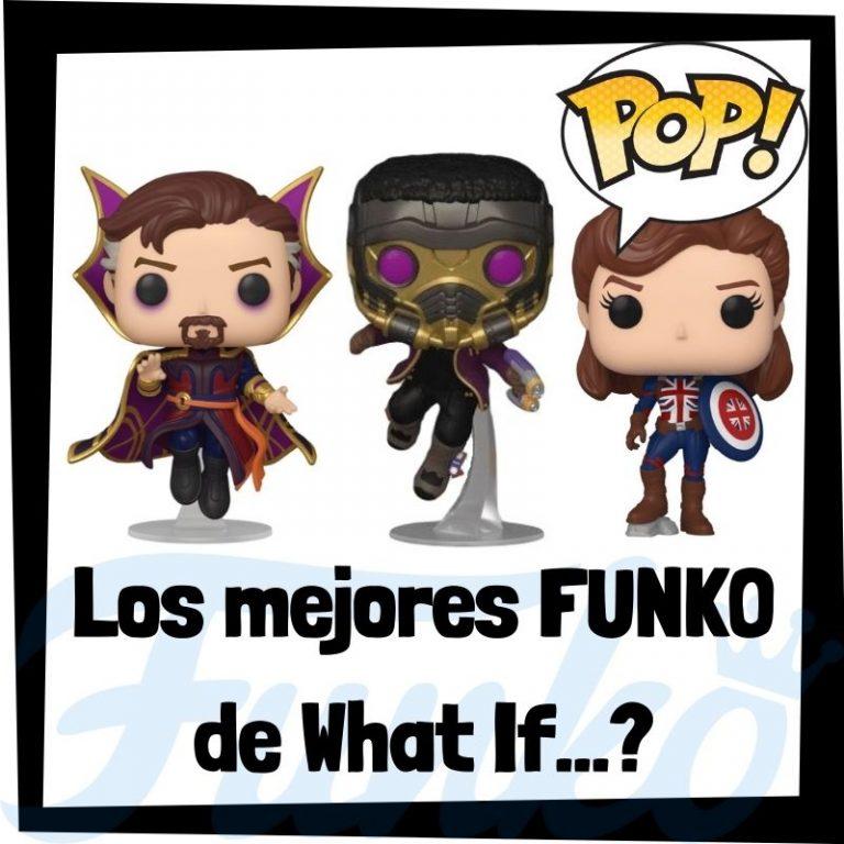 Lee más sobre el artículo Los mejores FUNKO POP de What If?