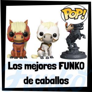 Los mejores FUNKO POP de caballos - Funko POP de animales - FUNKO POP de animales