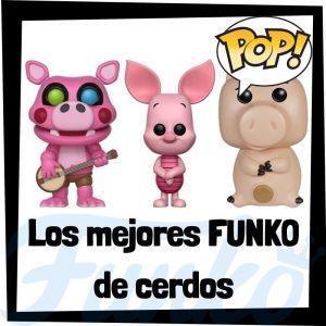 Los mejores FUNKO POP de cerdos de animales - Funko POP de animales