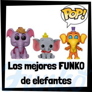 Los mejores FUNKO POP de elefantes - Funko POP de animales - FUNKO POP de animales