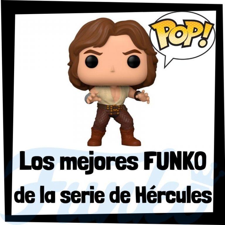 Lee más sobre el artículo Los mejores FUNKO POP de Hércules: Sus viajes legendarios