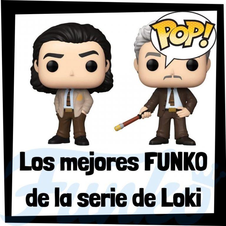 Lee más sobre el artículo Los mejores FUNKO POP de la serie de Loki