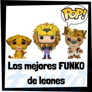 Los mejores FUNKO POP de leones - Funko POP de animales